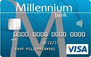 Millennium Bank Karta