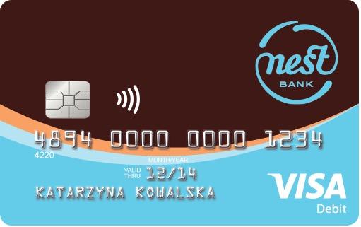 Nest Bank  Karta