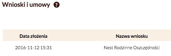 Nest konto oszczednosciowe