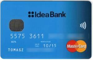 karta idea bank