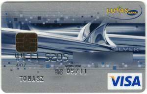 karta kredytowa lukas bank credit agricole