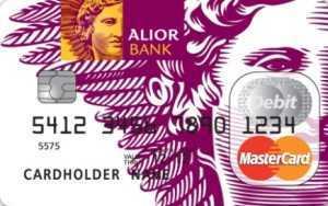 Karta dokonta Alior Bank
