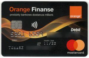 Karta Orange