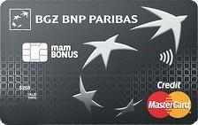 Karta Kredytowa BGŻ BNP Paribas