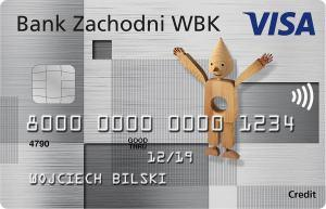 Karta Kredytowa BZ WBK