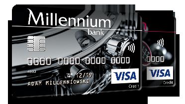 Karta Kredytowa Millennium Alfa