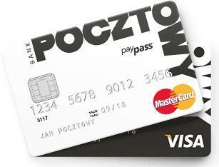 Karta kredytowa Pocztowy