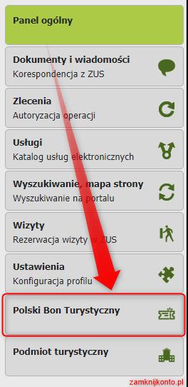 polski-bon-turystyczny-wniosek-pue-zus