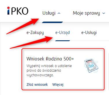 Krok1 - Wnioski PKO