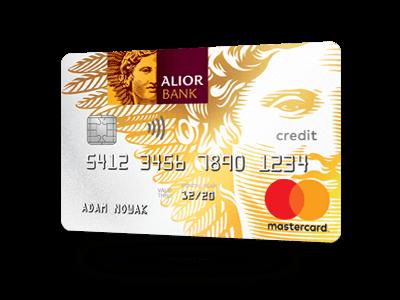 Karta Kredytowa Alior